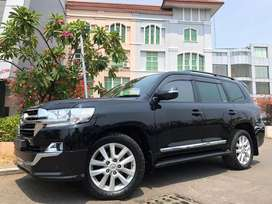Land Cruiser 4.6 Bensin VX200 2008 Rubah New Model 2019 Black On Beige