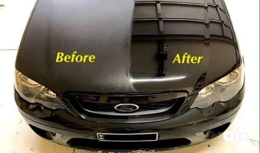 Car Body Polishing