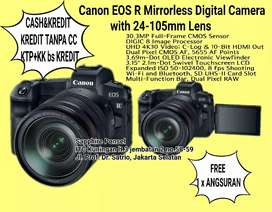 Canon EOS R Mirrorless Digital with 24-105mm Lens[Cash&Kredit,info WA]