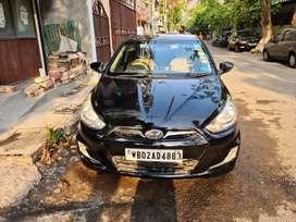 Hyundai Verna 2011-2014 1.4 VTVT, 2013, Petrol