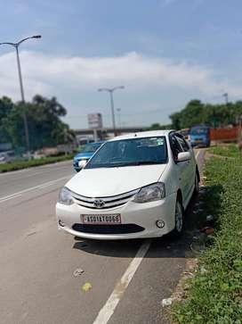 Toyota Etios VX, 2011, Petrol