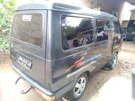 Cary futura minibus 2001