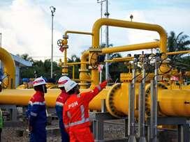 Jasa distributor dan instalasi gas industry