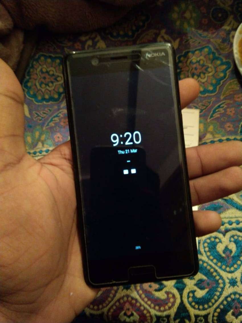 Nokia 5 With Stock Android 9.0 0