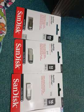 SANDISK OTG AND FLAIR USB FOR LAPTOPS AND MOBILES PC ETC