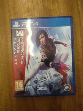 BD PS4 Mirrors Edge Catalyst