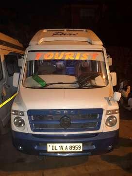 Tempo Traveler 17seater