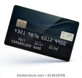 credit card sales officer salary+incentive