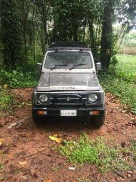 Maruti Suzuki Gypsy King ST BS-III, 1992, Petrol