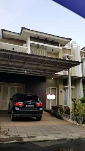 Dijual Cepat Rumah Cluster San Lorenzo di Gading Serpong, Tangerang