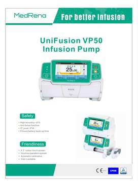 Brand New Chinese Infusion Pump