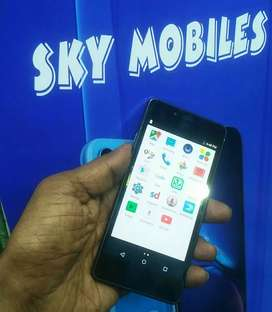 Micromax Canvas Silver 5 4G in Good Condition, SKY MOBILES