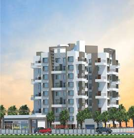 """1 bhk 3 side open apartments at Alandi road near MIT College"""""""