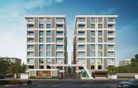3BHK LUXURIOUS FLAT FOR SALE -THE STATUS BY MADHUVAN GROUP- HARNI ROAD