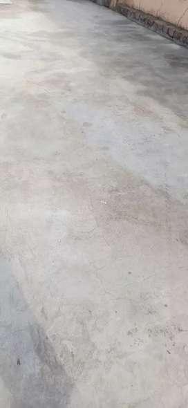 New plot cuting in loharka road 13500 rs per gaz