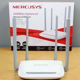Mercusys WiFi Router MW325R  High Power N Router R Antenna 300Mbps