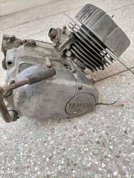 YAMAHA DT100 Engine only