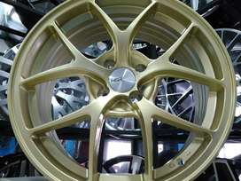 velg racing city vios yaris mobilio swift brio agya ring 17