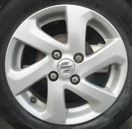 "Cultus Alloy rims, suzuki genuine Rims, 14"" Alloy wheels"