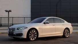 BMW 520D White Facelift 2014 520i e200 e250