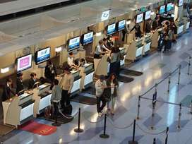 AIRPORT AIR TICKET AGENT