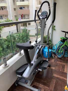 Aerofit orbitrac excercise bike for sale