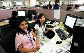 Data entry & Back office Job Opening For Fresher