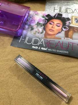 HUDA BEAUTY Matte & Metal MELTED SHADOWS