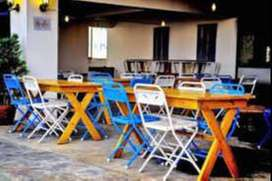 Brand New Cafe Restaurant Tables & Chairs.We are manufacturer
