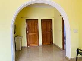 Semi furnished home