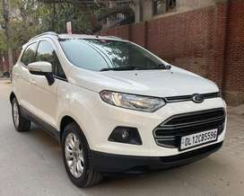 Ford Ecosport 1.5 TDCi Titanium Plus BE, 2015, Diesel