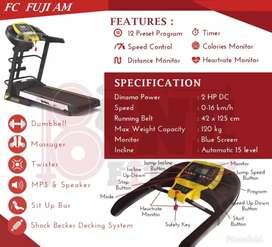 Treadmill elektrik fuji AM // D-4