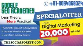 Best Digital Marketing Course | Get Job Ready In Just 3 Months
