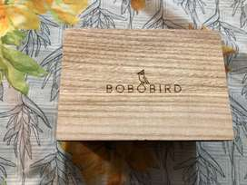 BOBOBIRD WOOD AUTOMATIC HAND WATCH
