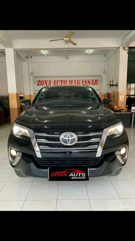 DP 50 juta Toyota Fortuner VRZ 2.4 CC Matic 2016/2017 cash/kredit
