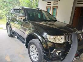 Pajero sport limited exceed