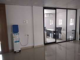 Office space available at Gacchibowli opp.to Dlf gate no.3/ book now