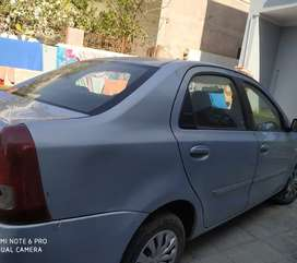 Etios, Sky blue colour 2010 model Km driven 155000