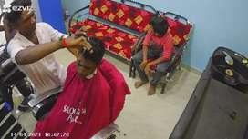 Salon shop beauty parlour boys