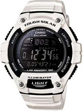 CASIO Watch Standard Solar W-S220C-7BJF