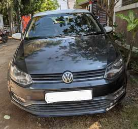 Volkswagen Polo 2017 Petrol Well Maintained, price slightly Negotiable
