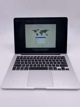Macbook pro 2015 retina 13-inch
