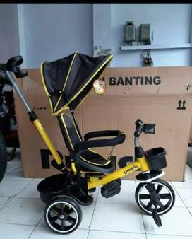 Sepeda Stroller pacific 105