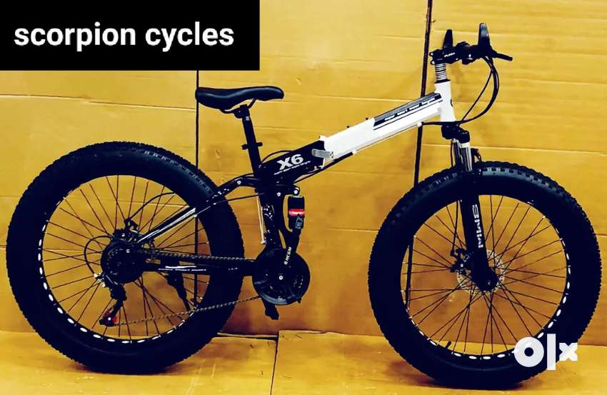 New Foldeble Bicycles with speed gear