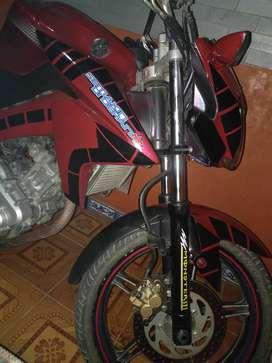 Dijual murah motor vixion 2014