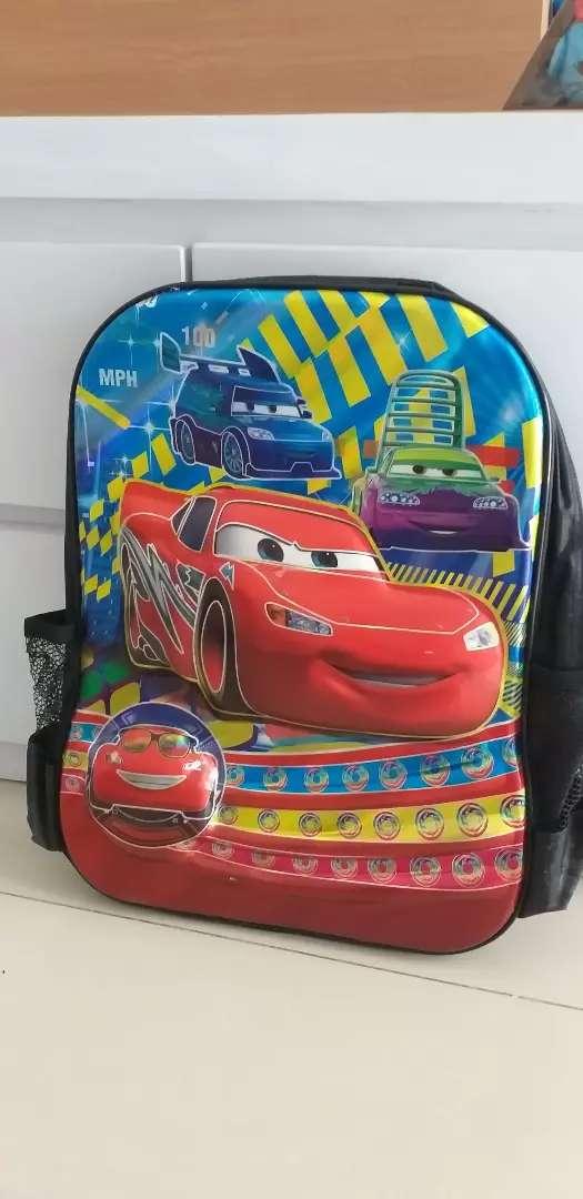Tas sekolah model cars 0