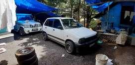 Maruti Suzuki 800 2002 Petrol Well Maintained