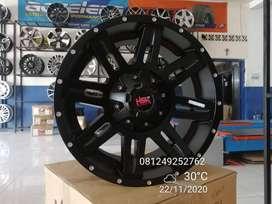VELG MOBIL PAJERO SPORT RING 18X9 PCD 6X139,7 HSR WHEEL