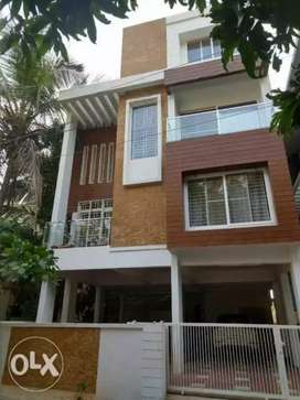 2 BHK for rent in a gated community