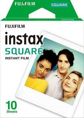 fujifilm instax square instant film sheets(Pack of 10 sheets)